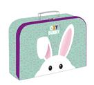 Dětský kufřík lamino 34 cm - Oxy Bunny