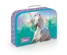 Dětský kufřík lamino 34 cm - Kůň 2021