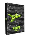 Desky na sešity s boxem A4 - Air Force