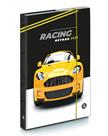 Desky na sešity s boxem A4 - Racing / Auto 2021