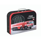 Dětský kufřík lamino 34 cm - Tatra - hasiči