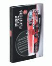 Desky na sešity s boxem A4 - Tatra - hasiči