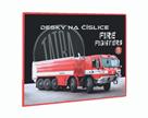 Desky na číslice - Tatra - hasiči