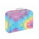 Dětský kufřík lamino 34 cm OXY STYLE MINI - Rainbow