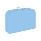 Dětský kufřík lamino 34 cm PASTELINi - modrý