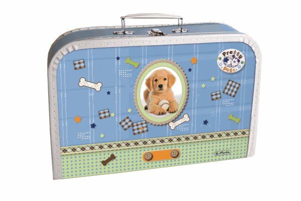 Dětský kufřík 35 cm - Pretty Pets - Pes