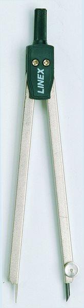 Linex Školní kružítko kovové 140 mm