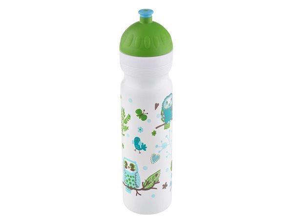 Zdravá láhev 0,7 l - Sovy