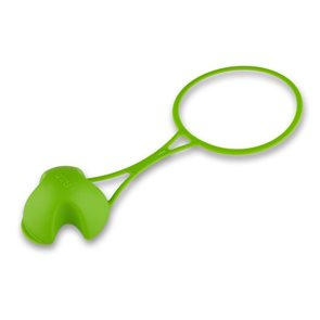 Zdravá lahev - FLOPPY krytka orig. na víčko - zelená