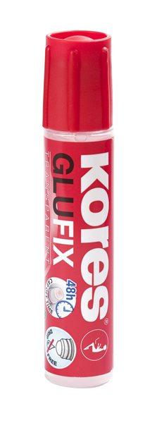 Kores Glufix tekuté lepidlo 30ml s ventilkem