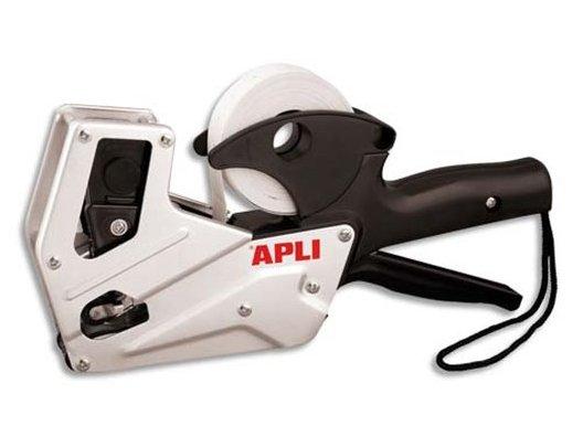 APLI Etiketovací kleště Premium jednořádkové, 8 znaků