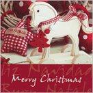Stil Ubrousky 33 x 33 - Merry Christmas
