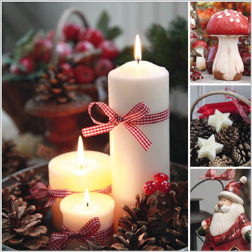 Stil Ubrousky 33 x 33 - Vánoční dekorace