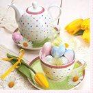 Stil Ubrousky 33 x 33 Velikonoce - Jarní dekorace