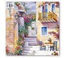 Stil Ubrousky 33 x 33 dekorativní - Letní ulička