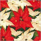 Stil Ubrousky 33 x 33 - Vánoční hvězdy
