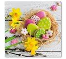 Stil Ubrousky 33 x 33 Velikonoce - nazdobené velikonoční perníčky