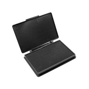 Kores Razítková poduška 7x11 cm - černá