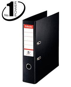 Esselte Pořadač pákový No. 1 POWER A4 7,5cm - černý