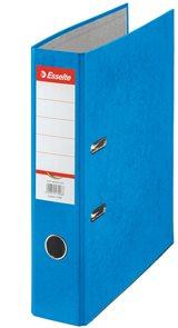 Esselte Pořadač pákový Rainbow 7,5cm kartonový - modrý