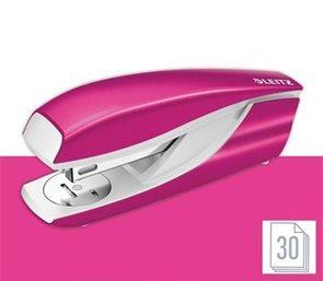 Leitz Sešívačka 5502 Nexxtseries - metalická růžová