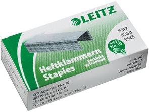 Leitz Drátky do sešívačky č.10 - 1000ks