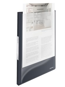 Esselte Katalogová kniha VIVIDA 40 kapes - černá