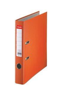 Esselte Pákový pořadač Economy A4 5 cm - oranžový