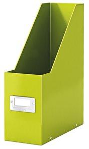 Leitz WOW Stojan na časopisy Leitz Click & Store - zelený
