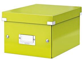 Leitz WOW Krabice A5 - zelená