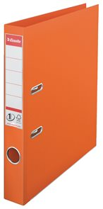 Esselte Pořadač pákový No. 1 POWER A4 5cm - oranžový