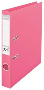 Esselte Pořadač pákový No. 1 POWER A4 5cm - Solea růžový