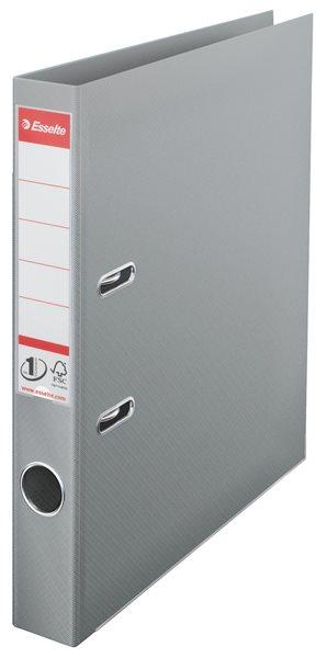 Pákový pořadač Esselte No.1 POWER A4 5 cm - šedá