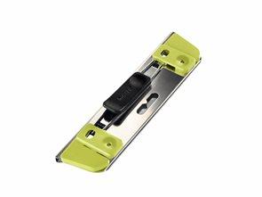 Leitz Mobilní děrovačka WOW Active 2 v 1 - zelená