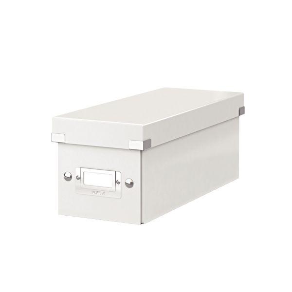 Leitz Click & Store Krabice na CD - bílá