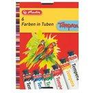 Herlitz Tempery 6 barev-tuba 16ml