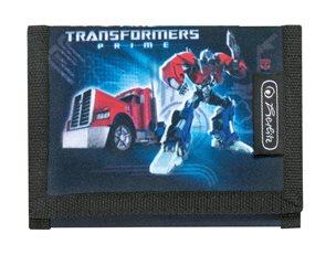 Peněženka Transformers - černá