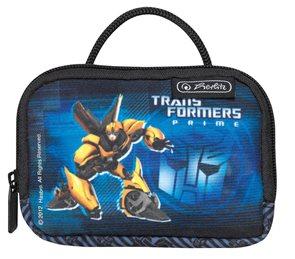 Taštička na krk velká Transformers - žlutá