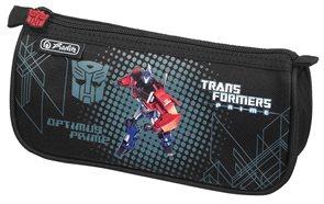 Pouzdro Herlitz - Transformers Prime - šedá