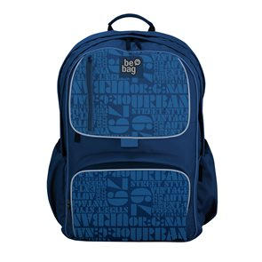 Školní batoh be.bag cube - Urban
