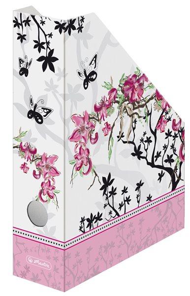 Herlitz Archivační box Ladylike - růžový, Sleva 20%