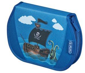 Školní penál Flexi - Pirát