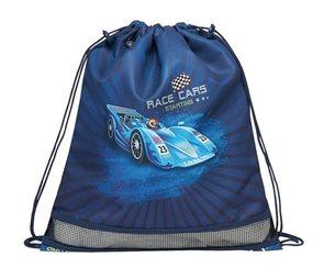 Sáček na cvičky Midi - Race Cars
