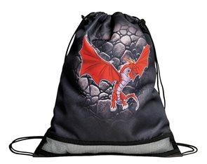 Sáček na cvičky Midi - Dragon