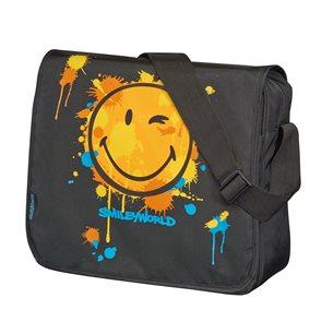 Taška přes rameno be.bag - SmileyWord LE