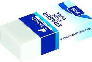 Victoria Pryž 38x18 - bílá