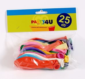 Balónky 26 cm - mix barev