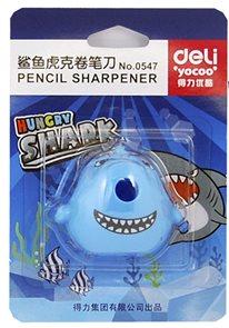 Deli Ořezávátko jednoduché - Žralok