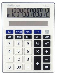 Deli Kalkulačka stolní  1281