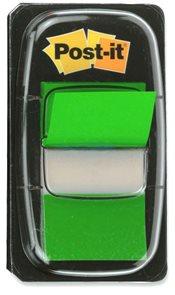 Post-it Záložky  25,4 x 43,2 mm - zelené